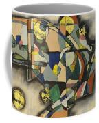 The Life Of Turf Coffee Mug by Mark Jordan