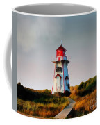 The Light At Covehead Harbour Coffee Mug