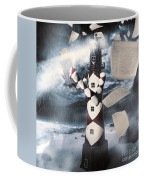 The Lighthouse And The Fishermans Tale Coffee Mug