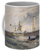 The Lighthouse At Cape Chersonese Coffee Mug