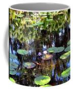 The Lily Pond Coffee Mug