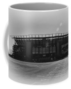 The Linc In Black And White Coffee Mug