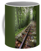The Line Coffee Mug