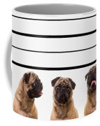 The Line Up Coffee Mug