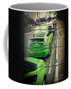 The Lineup Business Coffee Mug