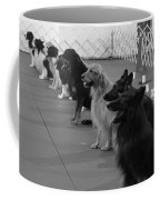 The Lineup Coffee Mug