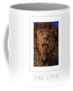 The Lion Poster Coffee Mug