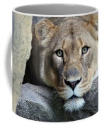 The Lion Queen Coffee Mug