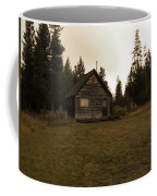 The Little Cabin In The Woods Coffee Mug