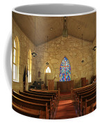 The Little Church Of La Villita Coffee Mug
