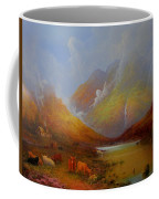 The Little Croft On The Isle Of Skye Scotland Coffee Mug