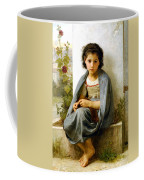 The Little Knitter Coffee Mug
