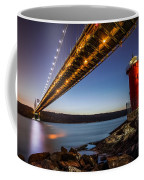 The Little Red Lighthouse Coffee Mug