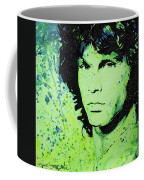 The Lizard King Coffee Mug by Chris Mackie