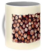 The Log Pile Coffee Mug