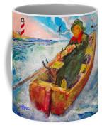 The Lone Boatman Coffee Mug
