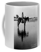 The Lone Chief Cheyenne Native American Coffee Mug
