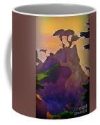 The Lone Cypress Coffee Mug