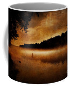 The Lonely Fisherman Coffee Mug