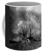 The Lonely Grave Coffee Mug