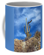The Lonely Suguaro Coffee Mug