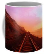 The Long Walk To No Where  Coffee Mug