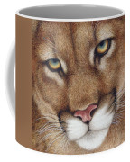 The Look Cougar Coffee Mug