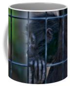 The Look Of Captivity Coffee Mug