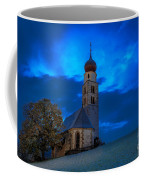 The Lord Is My Light - The Italian Dolomites Coffee Mug