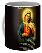 The Lord's Prayer Coffee Mug