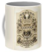 The Lords Prayer Coffee Mug by Bill Cannon