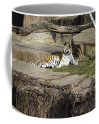The Lounging Tiger 2 Coffee Mug