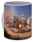 The Love Chase Coffee Mug