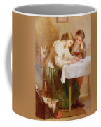 The Love Letter, 1871 Coffee Mug