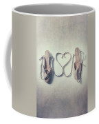 The Love Of A Ballerina Coffee Mug
