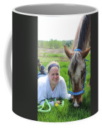 The Love Of Pets Coffee Mug
