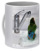 The Lovebird's Shower Coffee Mug