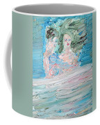 The Lovers And The Bed Coffee Mug