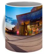 The Lowry Complex At Dusk, Salford Coffee Mug