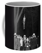 The Lynching Of A Murderer Coffee Mug