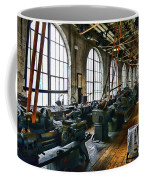 The Machine Shop Coffee Mug