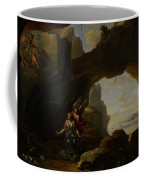 The Magdalen In A Cave Coffee Mug