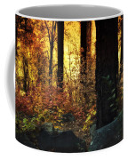 The Magic Of The Forest  Coffee Mug