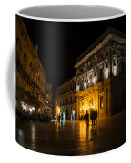 The Magical Duomo Square In Ortygia Syracuse Sicily Coffee Mug