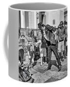 The Magician 3-monochrome Coffee Mug