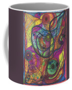 The Magnificence Of God Coffee Mug by Daina White