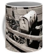 The Mailbox And The Wagon Coffee Mug