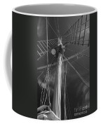 The Mainmast Of The Amazing Grace In Infrared Coffee Mug