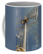 The Mainmast Of The Amazing Grace Coffee Mug