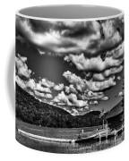 The Majestic Big Moose Lake Coffee Mug